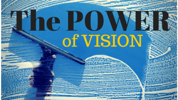 Power of a Vision