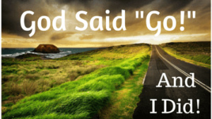 God Said -Go!- (1)