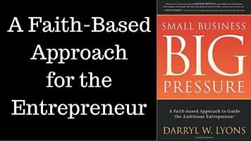 A Faith-BasedApproachfor theEntrepreneur (1)